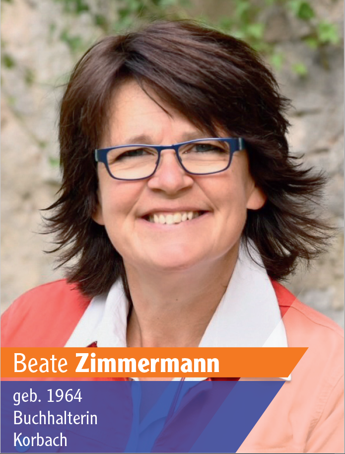Platz 8 Beate Zimmermann